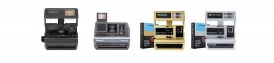 Фотоаппараты Polaroid Классические