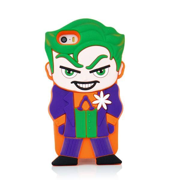 Чехол Джокер из DC Comics для iPhone 5/5s - Retrocam.ru