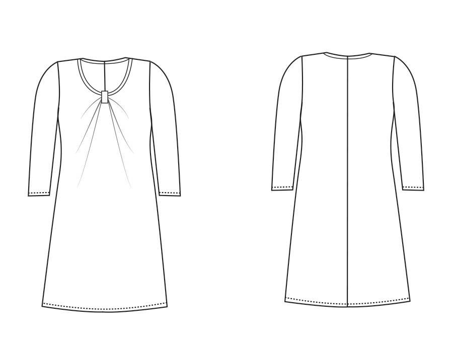 """S1034 Dress """"Diana"""""""
