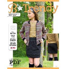 """P1024 Skirt """"Jane"""""""