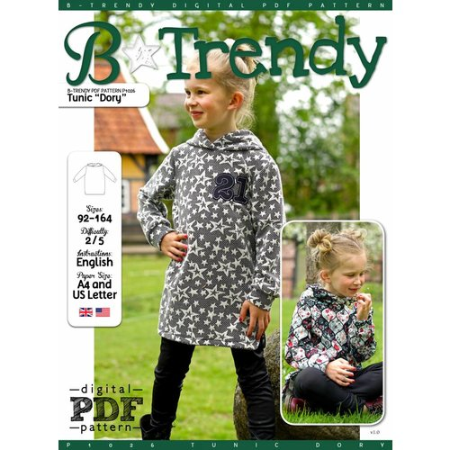 "Download P1026 Tunic ""Dory"""