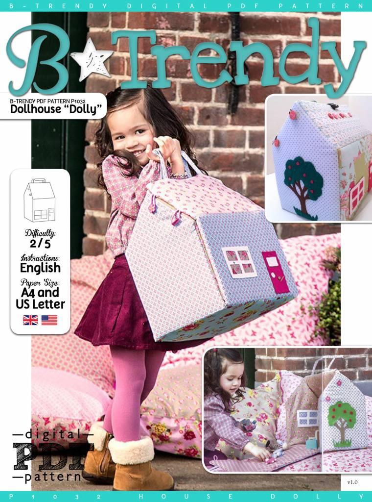 """P1032 Dollhouse """"Dolly"""""""