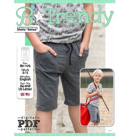 "P1035 Shorts ""Renee"""