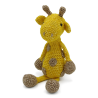 Set de crochet Girafe George