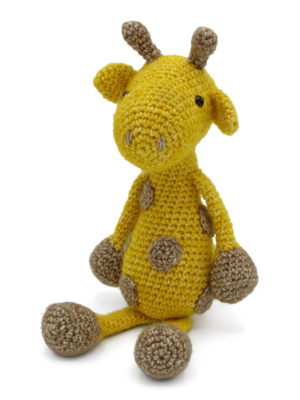 Hardicraft Crochet kit Giraffe George