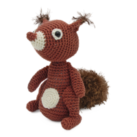 Crochet kit Squirrel Jimmy