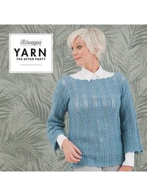"Yarn YARN Crochet pattern 40 ""Tansy Tunic"""