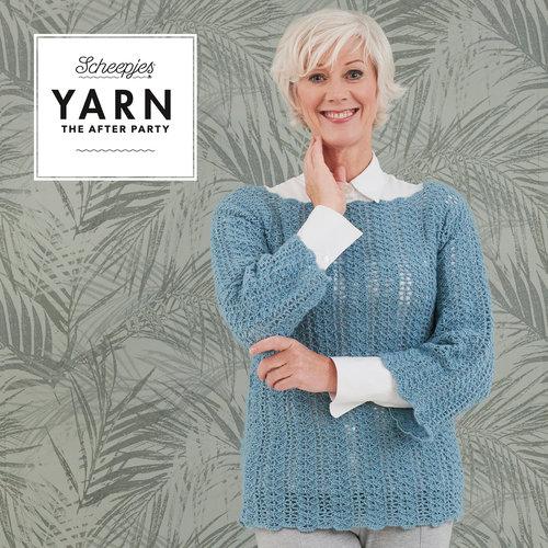 """Yarn YARN Häkelmuster 40 """"Tansy Tunic"""""""