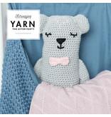 """YARN Crochet pattern 37 """"Woodland Friends Bear"""""""