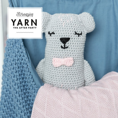 "Yarn YARN Haakpatroon 37 ""Woodland Friends Bear"""