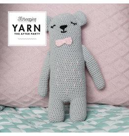 """YARN Haakpatroon 37 """"Woodland Friends Bear"""""""