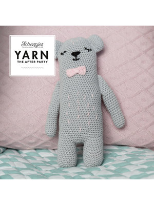 "Yarn YARN Crochet pattern 37 ""Woodland Friends Bear"""