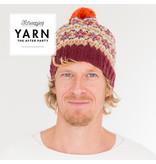 """YARN Patron de crochet 36 """"Bobble Hat"""""""