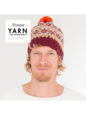 """Yarn YARN Crochet pattern 36 """"Bobble Hat"""""""
