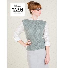 """YARN Crochet pattern 35 """"Term Time Top"""""""