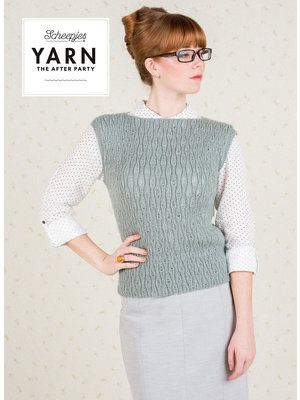 "Yarn YARN Patron de crochet 35 ""Term Time Top"""