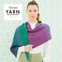 "YARN Haakpatroon 32 ""Exclamation Shawl"""