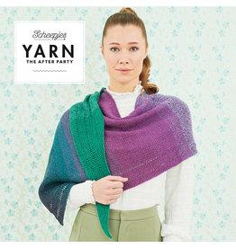 """YARN Crochet pattern 32 """"Exclamation Shawl"""""""