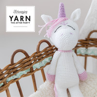 "YARN Haakpatroon 31 ""Unicorn"""