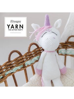 "Yarn YARN Crochet pattern  31 ""Unicorn"""