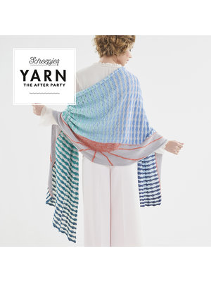"Yarn YARN Haakpatroon 30 ""Alto Mare Wrap"""