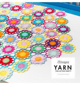 """YARN Haakpatroon 11 """"Garden Room Tablecloth"""""""