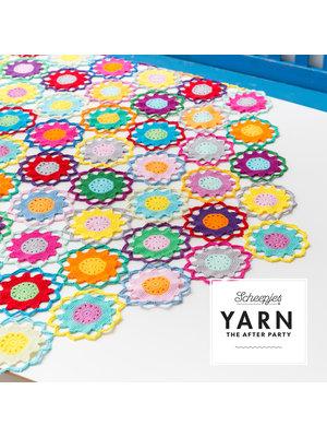 "Yarn YARN Crochet pattern  11 ""Garden Room Tablecloth"""
