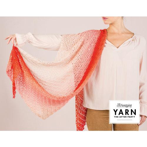 """Yarn YARN Crochet pattern 15 """"Dream Catcher Shawl"""""""