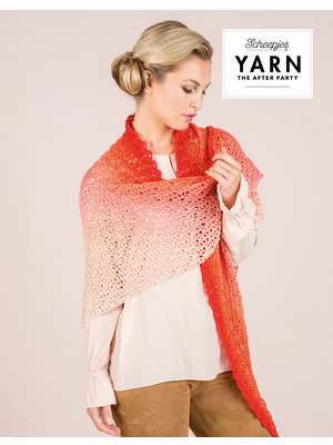 "Yarn YARN Haakpatroon 15 ""Dream Catcher Shawl"""