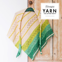"YARN Haakpatroon 23 ""Valley Shawl"""