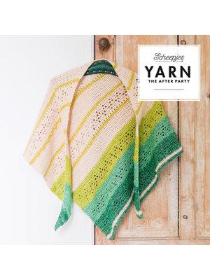 """Yarn YARN Crochet pattern  23 """"Valley Shawl"""""""