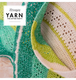 "YARN Crochet pattern  23 ""Valley Shawl"""
