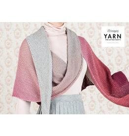 """YARN Crochet pattern 13 """"Essence Shawl"""""""
