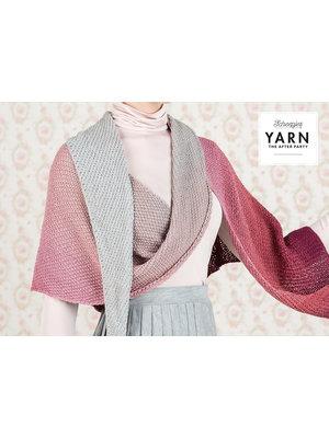 """Yarn YARN Crochet pattern 13 """"Essence Shawl"""""""