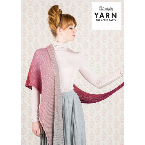 "Yarn YARN Haakpatroon 13 ""Essence Shawl"""