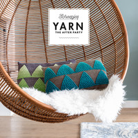 "YARN Haakpatroon 17 ""Wild Forest Cushions"""