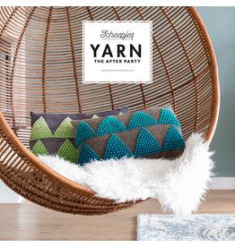 "YARN Patron de crochet 17 ""Wild Forest Cushions"""