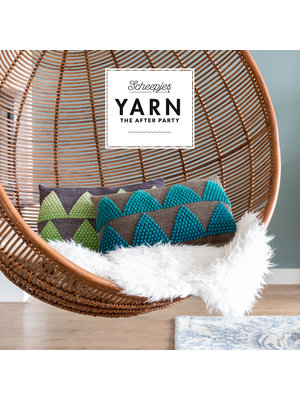 "Yarn YARN Crochet pattern 17 ""Wild Forest Cushions"""