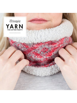 "Yarn YARN Haakpatroon  21  ""Weathered Cowl"""