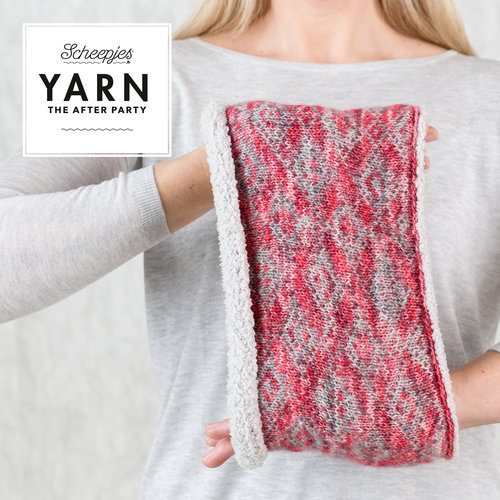 "Yarn YARN Patron de crochet 21  ""Weathered Cowl"""