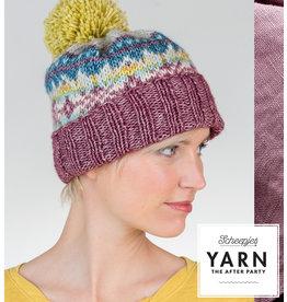 """YARN Haakpatroon  7 """"Fair Isle Hat"""""""