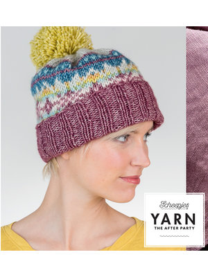 "Yarn YARN Crochet pattern 7 ""Fair Isle Hat"""