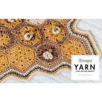"YARN Haakpatroon  8 ""Honey Bee Blanket"""