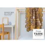 """YARN Häkelmuster  8 """"Honey Bee Blanket"""""""