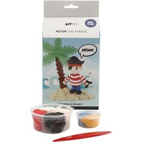 "Silk Clay® Set ""Peter de Piraat"""