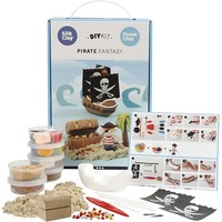 "Silk & Foam Clay® Set ""Piraten wereld"""