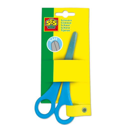 SES Creative SES Extremely safe children's scissors