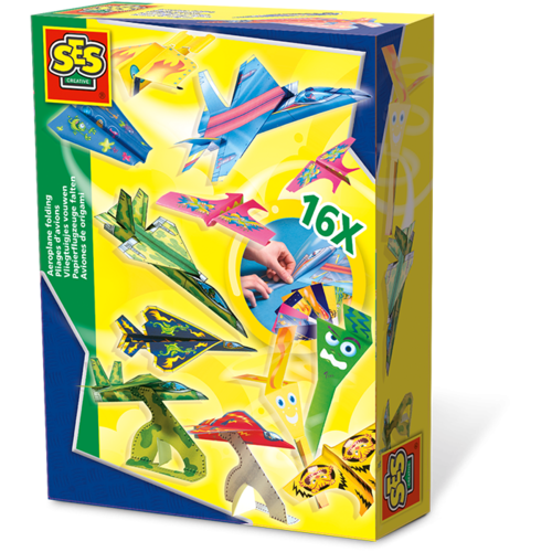 SES Creative SES Aeroplane Folding Set