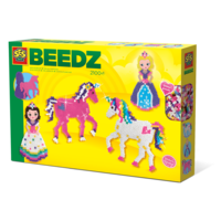 SES Beedz - Iron on beads Unicorns and Princesses