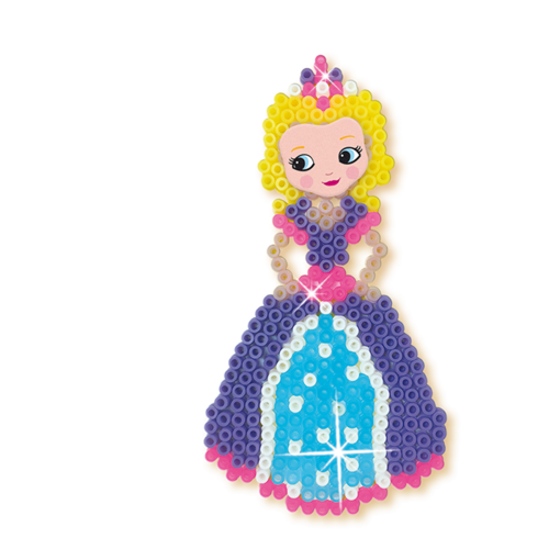 SES Creative SES Beedz - Iron on beads Unicorns and Princesses